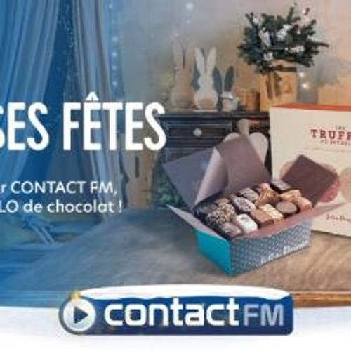 GAGNEZ VOTRE KILO DE CHOCOLAT JEFF DE BRUGES SUR CONTACT FM !