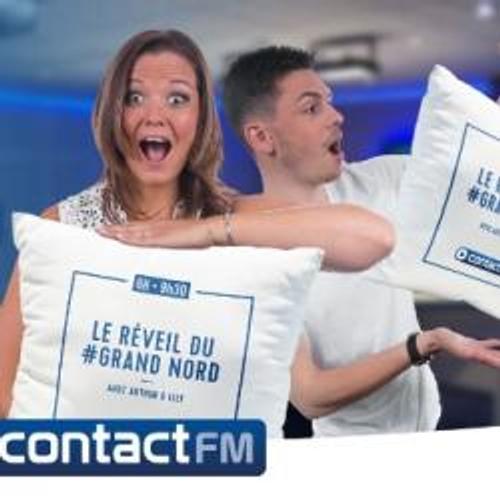 """GAGNEZ VOTRE OREILLER """"LE RÉVEIL DU #GRAND NORD"""" SUR CONTACT FM !"""