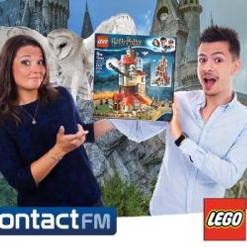 GAGNEZ VOTRE COFFRET LEGO HARRY POTTER SUR CONTACT FM !