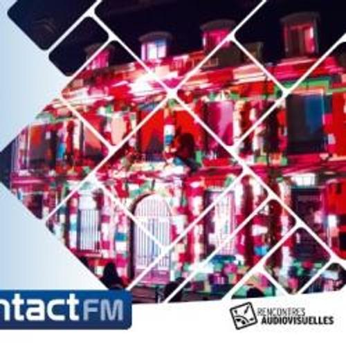 LE VIDEO MAPPING FESTIVAL A LILLE AVEC CONTACT FM !