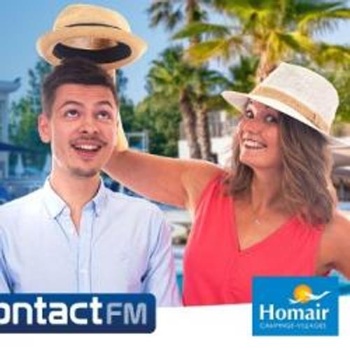GAGNEZ VOS VACANCES EN FAMILLE AVEC HOMAIR VACANCES SUR CONTACT FM !