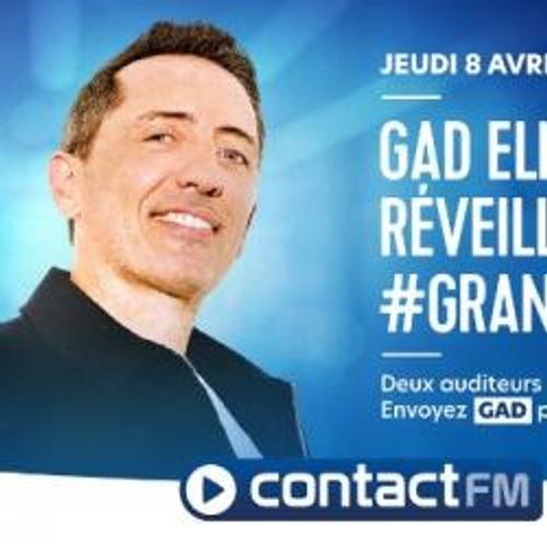 GAD ELMALEH RÉVEILLE LE #GRAND NORD !
