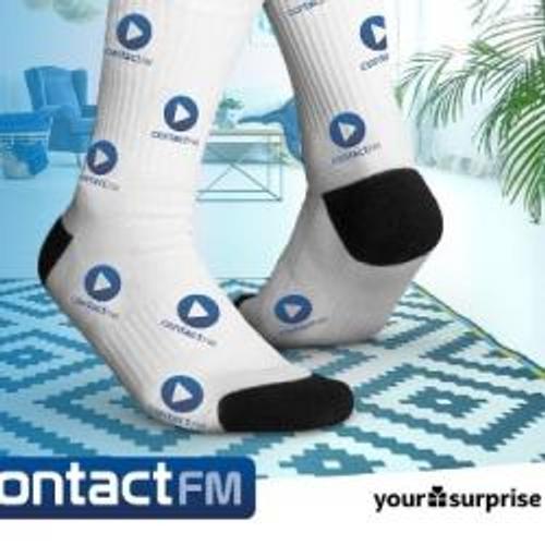 GAGNEZ VOS CHAUSSETTES CONTACT FM AVEC YOURSURPRISE !