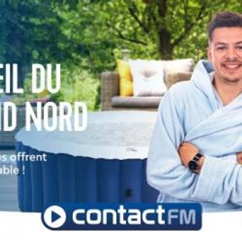 GAGNEZ VOTRE SPA GONFLABLE AVEC HAPPY-GARDEN.FR SUR CONTACT FM !