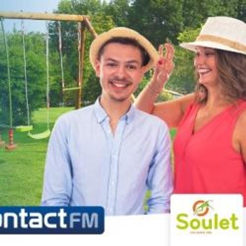 GAGNEZ VOTRE BALANCOIRE SOULET SUR CONTACT FM !