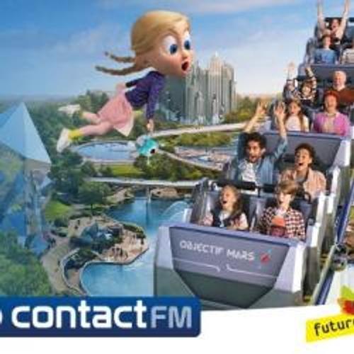 GAGNEZ VOTRE SÉJOUR EN FAMILLE AU FUTUROSCOPE SUR CONTACT FM !