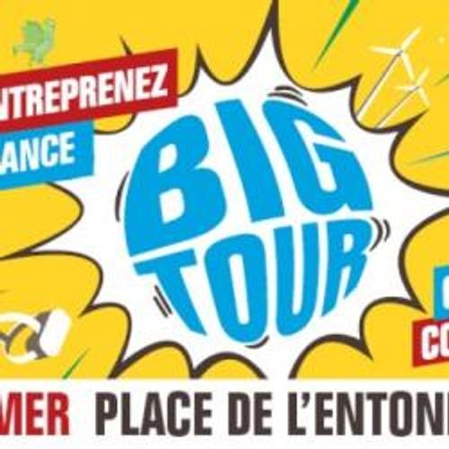 LE BIG TOUR BPI FRANCE A BERCK-SUR-MER AVEC CONTACT FM !