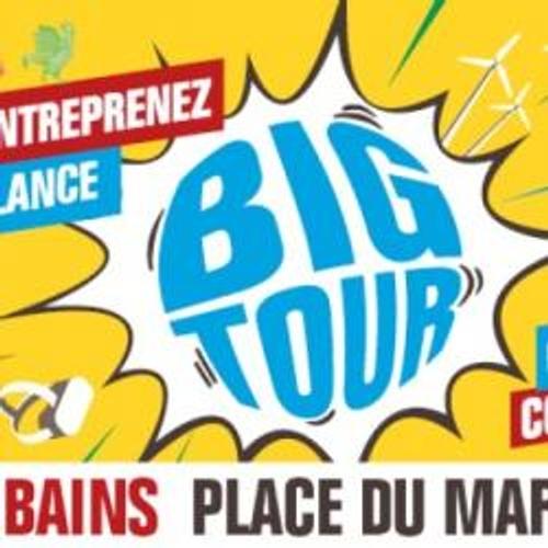 LE BIG TOUR BPI FRANCE A MERS-LES-BAINS AVEC CONTACT FM !