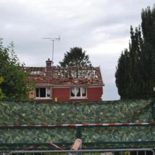 Explosion d'une maison à Bouzincourt : le corps d'un homme retrouvé...