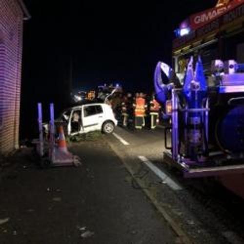 Cambrésis : un blessé grave dans un accident hier soir à Neuvilly