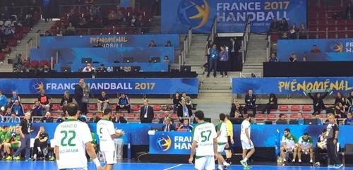 Le Kindaréna de Rouen au rythme du handball