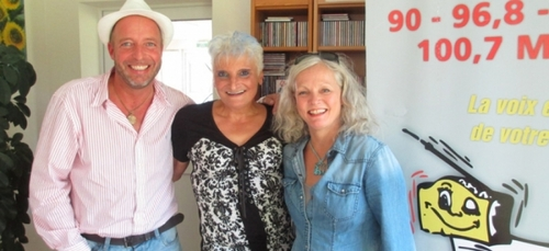 17 septembre 2014 - Jill Morris et Pascal Marschall