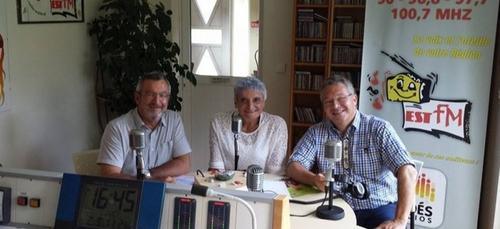 2 septembre 2015 - Roger Halm et Ernst Hütter