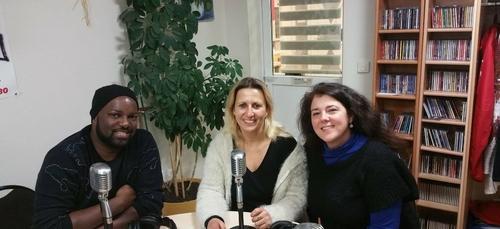 14 NOVEMBRE 2017 DJOKLA SUR EST FM TOUTES LES PHOTOS