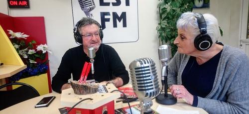 ROGER HALM SUR EST FM