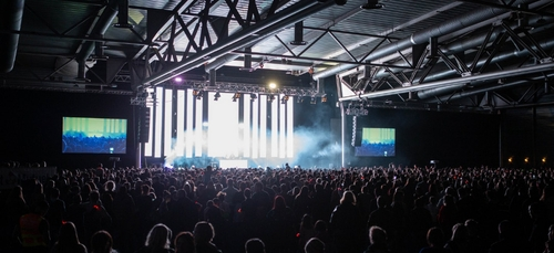 FLOR FM LIVE au Parc Expo de Mulhouse 14 février 2019