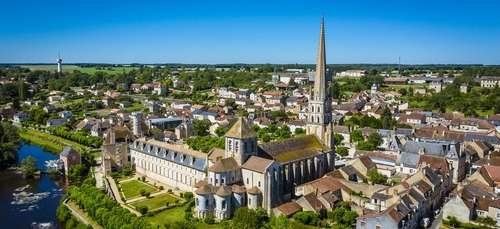 Gagnez vos entrées pour visiter l'abbaye de Saint-Savin