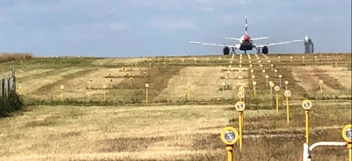 L'aéroport de Nantes Atlantique : la piste allongée confirmée