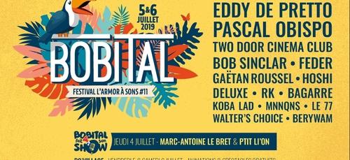 Bobital: Le festival dévoile sa prog!