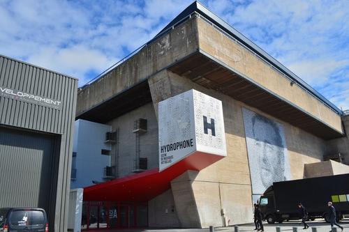 Hydrophone : la nouvelle salle de concert de Lorient
