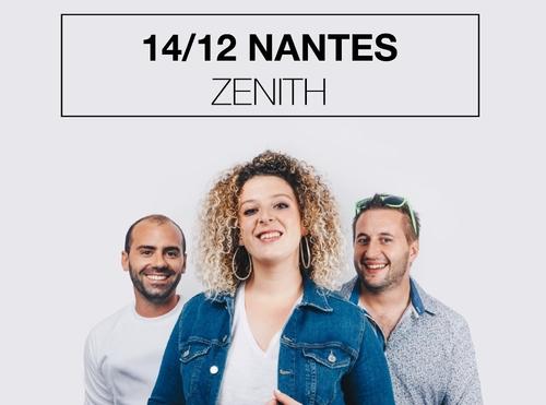 Les 3 Cafés Gourmands au Zénith !