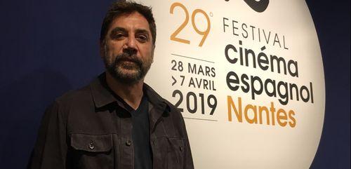 Javier Bardem honore le festival du film espagnol