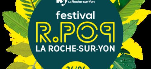 Festival : la prog' de R POP !