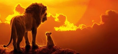 Le Roi Lion en live, au cinéma !