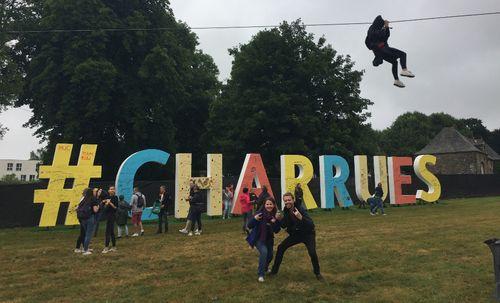 Black Eyed Peas a mis le feu aux Charrues !