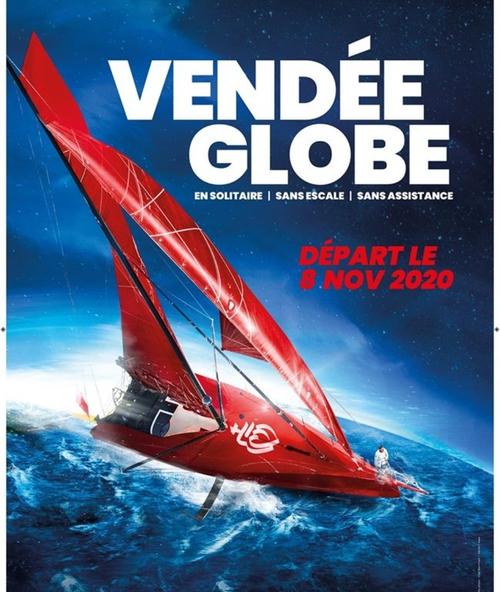 Vendée Globe 2020 : l'évènement voile de l'année