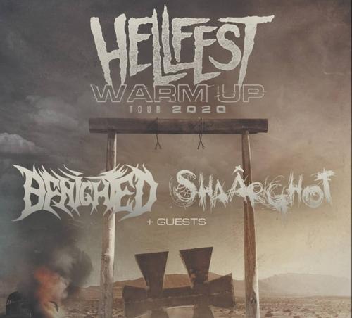 Le Warm-up Tour du Hellfest 2020