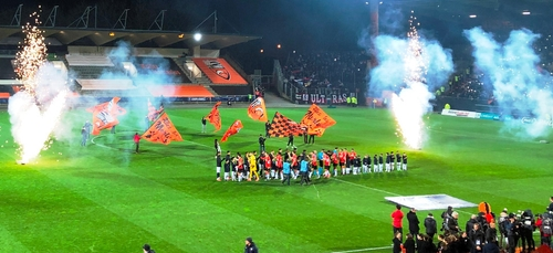 Pas d'exploit pour le FC Lorient