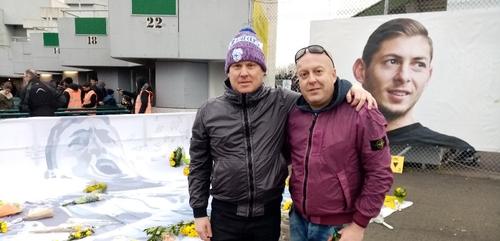 Emi Sala : des supporters de Cardiff à Nantes