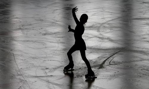 Sarah Abitbol brise la glace