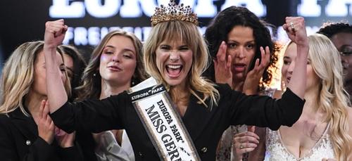 L'image du jour : Miss Allemagne est une maman de 35 ans