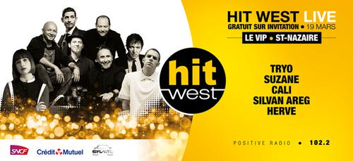 Hit West Live au VIP de Saint-Nazaire