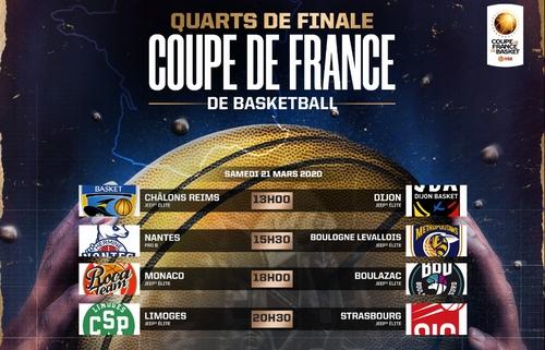 CDF : L'Hermine affrontera Boulogne à Trélazé