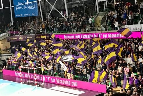 Ambiance de folie : le H égalise face à Paris 29-29 !!!
