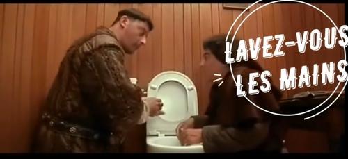 L'image du jour : Une vidéo originale qui illustre les consignes...