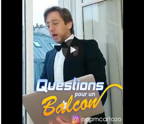 Question pour un balcon !