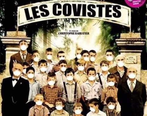 L'image du jour : Les Covistes !
