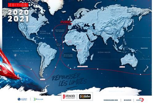 Le Vendée Globe partira bien le 8 novembre des Sables