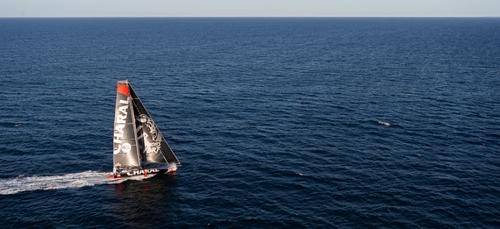 Beyou grand vainqueur de la Vendée Arctique !