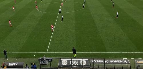 Ligue 1 : Angers SCO bat Brest 3-2