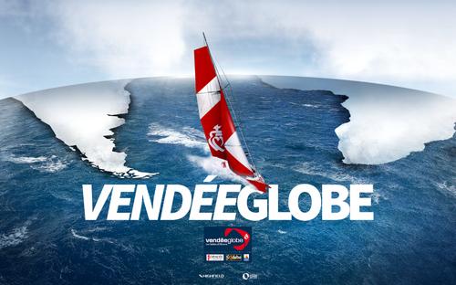 Démâtage pour Nicolas Troussel sur le Vendée Globe