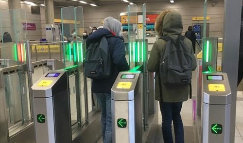 Les usagers rennais apprécient les portillons anti-fraude