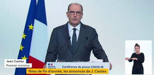 Déconfinement très partiel en France, à compter du 15 décembre
