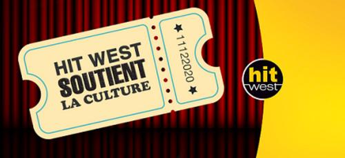 Hit West soutient la culture : émission spéciale ce soir