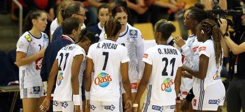 Handball : les Françaises visent la finale de l'Euro ce soir