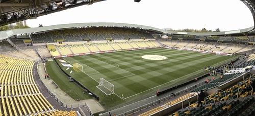 Premier entraînement à Nantes pour Domenech